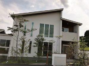 掛川店モデルハウス